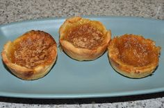 Butter Tarts from Building Beautiful