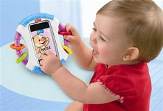 Baby-proof iPhone case