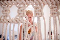 Sally England, fiber artist – Sight Unseen