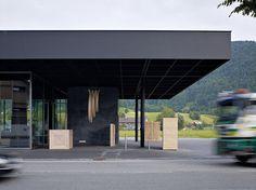 subtilitas: Peter Zumthor - Werkraum-Haus (the center for the crafts and trade association), Andelsbuch 2013. Photos © Adolf Bereuter, Florian Holzherr.