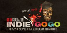 Gruesome Hertzogg: GORY GRADUATION: The class of 2015 used to have go...