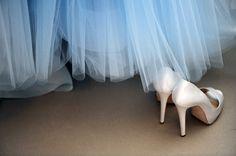 Oscar de la Renta Bridal 2013 - Zapatos de Novia http://bodasnovias.com/disenadores-de-vestidos-de-novia-oscar-de-la-renta/2906/