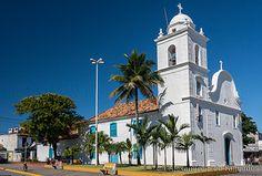 Matriz de Sant´Ana Church - Itanhaém - São Paulo - Brazil / © Alexandre F de Fagundes