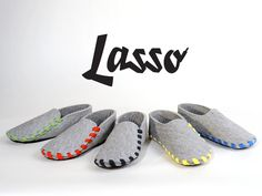 Lasso: your very own must-have slippers for ultimate comfort's video poster