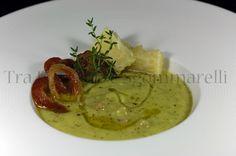 Le mie ricette - Passata di zucchine alla gricia