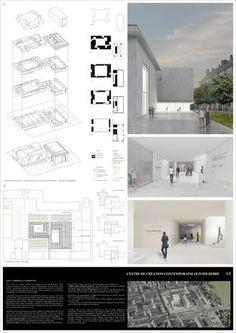 Projet de Centre de Création Contemporaine - Olivier Debré à Tours (37) / Focus... / Drac Centre / Régions / Accueil / www.culturecommunicat...