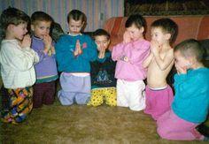 gods children praying | found on intercedenow ca