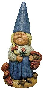 Female Gnomes For Sale Custom Girl Yard Gnome Statue Sleeping