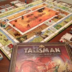 Talisman Digital Edition review - Let's get something straight, before we begin. Talisman isn't just a video game. You're witnessing the digital rebirth of an institution. Talisman: The Magical Quest Game was