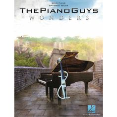 Shop and Buy The Piano Guys - Wonders sheet music. Cello, Piano/Keyboard sheet music book by The Piano Guys : Hal Leonard at Sheet Music Plus: The World Largest Selection of Sheet Music. Piano Man, The Piano, Piano Guys, Ray Charles, Ants Marching, Pictures At An Exhibition, Ode To Joy, Sheet Music Book, Piano Music