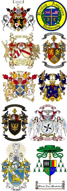 Family Crests Google Search Day Camp Pinterest Genealogy And