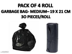 Garbage bags & Holder
