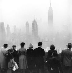 New York, 1953, photo by Eliot Elisofon