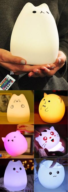 Free Shipping | Start From Only $9.99  | Cartoon LED Light | Home Decor | Cartoon USB Light | Cute | Lovely | Sammydress.com