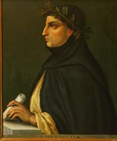 Giovanni Boccaccio 1313-1375 Another scholar-humanist and friend of Petrarca, who encouraged him to study ancient Greek. The renaissance was waiting to begin.His masterwork, The Decameron has influenced artists from Chaucer to Pasolini, and no doubt beyond.