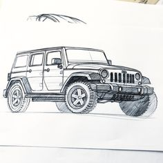 how to draw a jeep wrangler step 6 minions in 2019