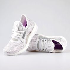 new arrival ab547 6d94a Adidas Pureboost X Boost White Running Shoes Trainers runners joggers  BB4016 NEW  adidas  LowTop