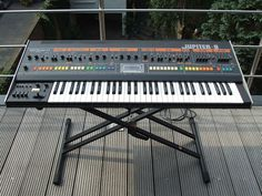 MATRIXSYNTH: Roland Jupiter 8 Vintage Analog Synthesizer SN 110...