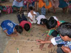Bolivia: Community mapping