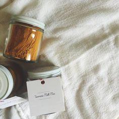 Nourish 360's Anti-inflammatory Turmeric Milk Mix