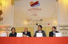 Juan Manuel Urtubey encabezó el acto de apertura del primer Congreso de Centros Convenciones de América Latina y El Caribe que se desarrolla en Salta
