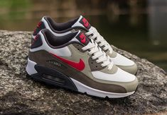 Air Max 90 Multiples Coloris Craie