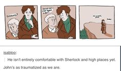 Sherlock. This hit me emotionally. It punched me in the feels.