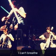 2CELLOS performed on Friday at Beacon Theatre