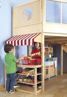 Great Loft and play area   Kids play room / Bedroom?
