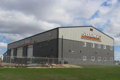 SteelMax Processing, Grande Prairie, AB - Westman Steel