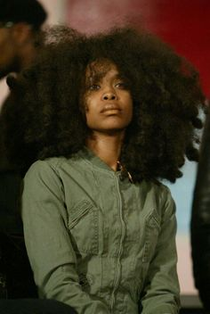 "Beautiful That might be a ""lil help from a friend"" but it's my real hair goal.  *maybe by the time I'm 50, lol!"