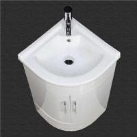 Bathroom Vanity Unit Cabinet Basin Sink Corner Cloakroom Floor Mounted 400 Mm for sale Basin Sink Bathroom, Wall Mounted Vanity, Bathroom Vanity Cabinets, Corner Vanity Unit, High Gloss Paint, Contemporary Vanity, Pebble Grey, Ceramic Sink, The Unit