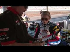 """Elena Myers makes history at Daytona International Speedway by becoming first woman to win a professional motorsports race at the world famous track. OnTheThrottle.TV's """"Fly on the Wall"""" perspective brings you into the hotpit for the critical moments building up to this historic event."""