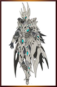 Narkarkos Female Blademaster Armor - Monster Hunter X/Generations Fantasy Character Design, Character Design Inspiration, Character Art, Epic Characters, Fantasy Characters, Fantasy Armor, Medieval Fantasy, Armor Concept, Concept Art