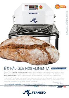 é o pão que nos alimenta!