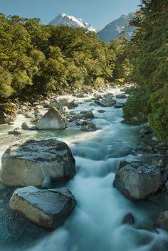 Mount Tutoko, Fiordland, New Zealand. www.njphotographic.co.uk