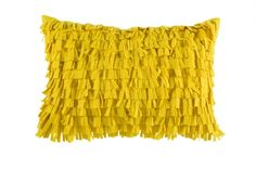 Tessa Yellow Cushion $34.95. Domayne Online