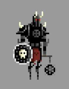 Character Design Served' High Score Society - Pixel Level Characters