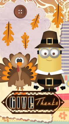 Minions 1, Free Ringtones, Thanksgiving Wallpaper, Mobile Video, Tv, Gifts, Favors, Presents, Gift