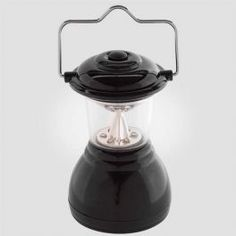 Lampe à 6 Leds Lampe à 6 Leds. Mini lanterne à 6 Leds et 11 cm de haut. C'est idéal comme lumière auxiliaire ou d'urgence. Fonctionne à pile. Présentoir offert avec l'achat de 12 unités.