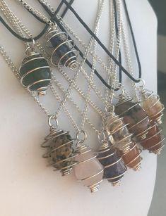 Hippie Jewelry, Cute Jewelry, Jewelry Accessories, Funky Jewelry, Men's Jewelry, Crystal Jewelry, Crystal Necklace, Swarovski Jewelry, Crystal Aesthetic