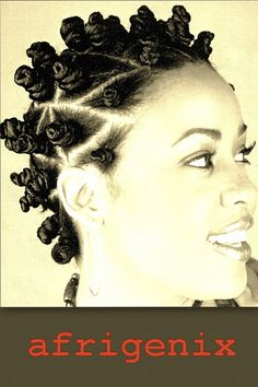 BANTU KNOTS by afrigenix, via Flickr
