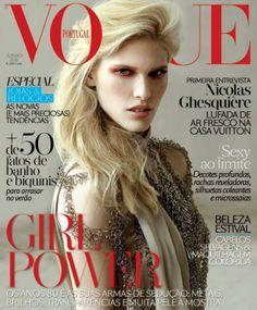 Vogue Portugal June 2014