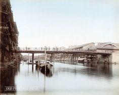 OLD PHOTOS of JAPAN: 道頓堀 1880年代の大阪