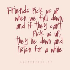 Quotes like this make me think of my BFF Tiffany. Cute Quotes, Great Quotes, Words Quotes, Quotes To Live By, Funny Quotes, Inspirational Quotes, Meaningful Quotes, I Love My Friends, True Friends