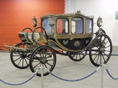 early 1800s Royal Carriage
