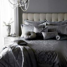 Kylie Minogue At Home - Ribble Amethyst Duvet Cover – ufurnishme ...