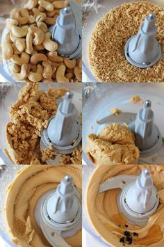 Cashewmus mit Vanille | Süß oder Salzig