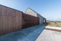 House in Landscape by Kropka Studio