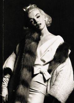 "marilynmonroeposts: "" Marilyn Monroe photo by Bert Stern, 1962. """